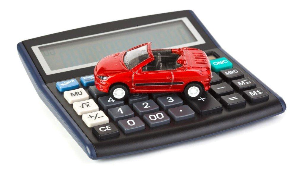 Калькулятор и авто
