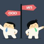 Что лучше и выгоднее открыть — ООО или ИП?