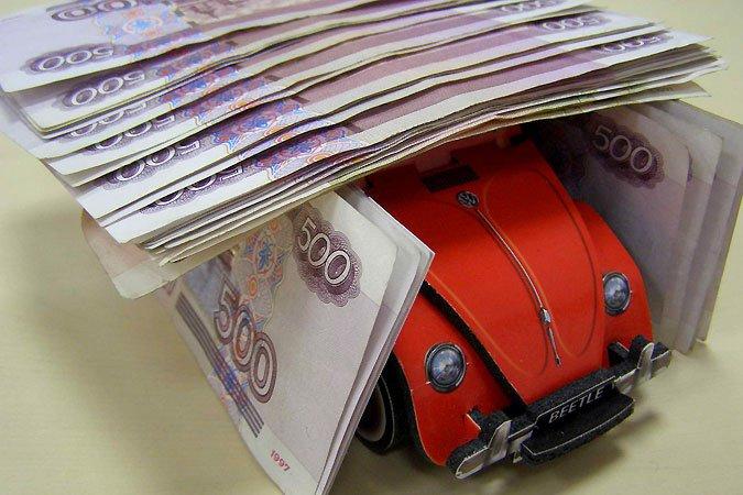 машинка с деньгами