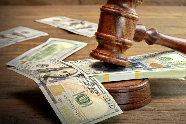 Судебное взыскание долгов