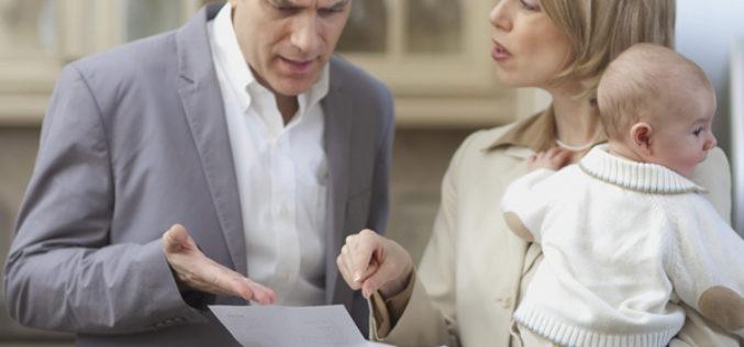 Когда и как нужно платить алименты на содержание жены?