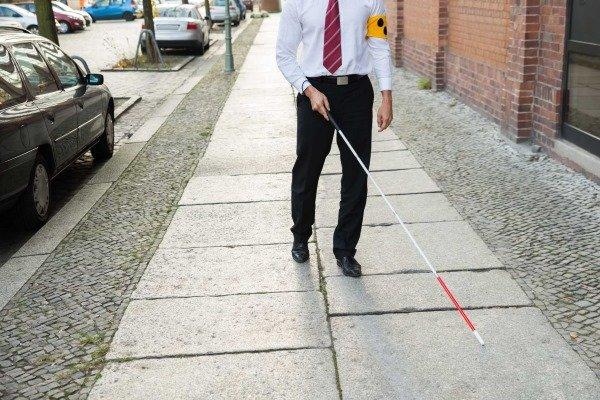 Инвалидность по зрению