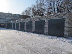Кооперативный гараж