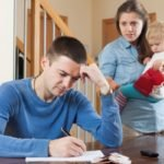 Процесс подачи на алименты в браке