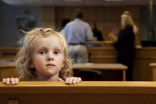 Воссстановление прав на ребенка